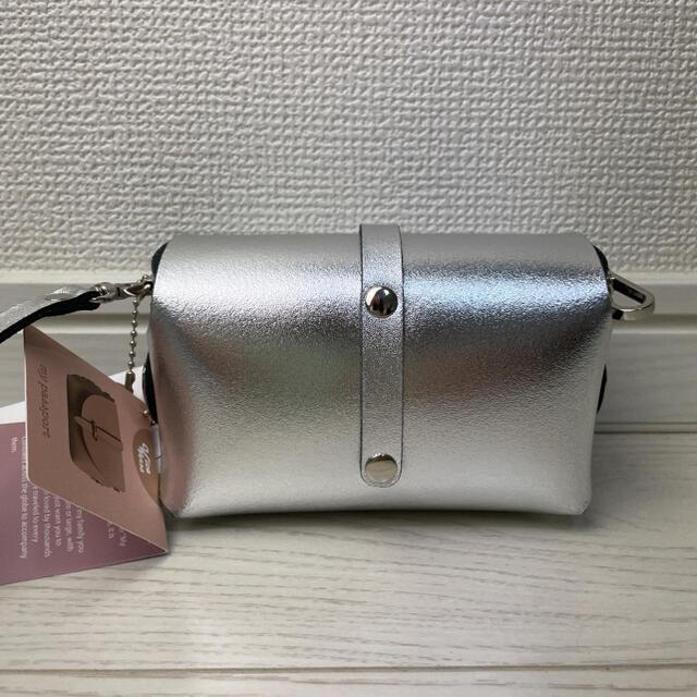 JOURNAL STANDARD(ジャーナルスタンダード)の【新品 タグ付き】ViceVersa バイスベルサ ポシェット ショルダーバッグ レディースのバッグ(ショルダーバッグ)の商品写真