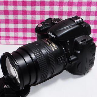 ニコン(Nikon)の★届いたその日から撮影が可能なセット★Nikon D5000 一眼レフ(デジタル一眼)