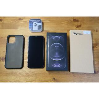 美品 iPhone 12 Pro 128GB グラファイト バッテリー100%