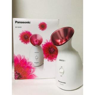 パナソニック(Panasonic)のPanasonic EH-SA32-P スチーマー ナノケア(その他)