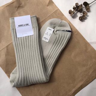 MORRIS & SONS 靴下