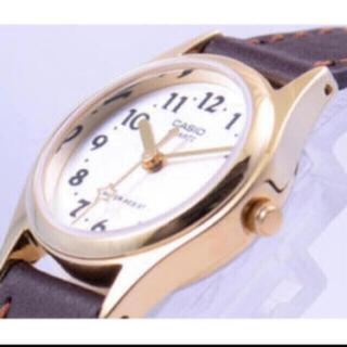 カシオ(CASIO)のカシオ ウオッチスタンダード LQ-398GL-7B3(腕時計)