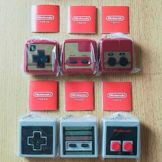 Nintendo TOKYO コントローラーボタンコレクション 7種フルコンプ(その他)