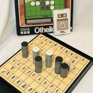 マグネット式両面盤 Othello&将棋(その他)
