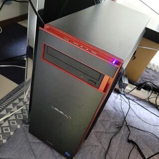 LEVEL パソコン工房 ゲーミングPC 使用2ヶ月