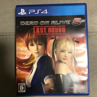 PlayStation4 - PS4 デッドオアアライブ5
