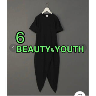 BEAUTY&YOUTH UNITED ARROWS - 6 roku BEAUTY&YOUTH  MUSUBI TEE