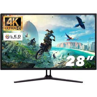 新品 DEED 4K/HDR対応 28インチ液晶ディスプレイ M2804K
