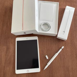 iPad - iPad mini 5 Apple Pencil付き!【美品】