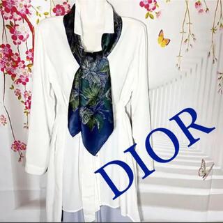 クリスチャンディオール(Christian Dior)のクリスチャンディオール DiorSPORTS ディオールスポーツ 大判スカーフ(バンダナ/スカーフ)
