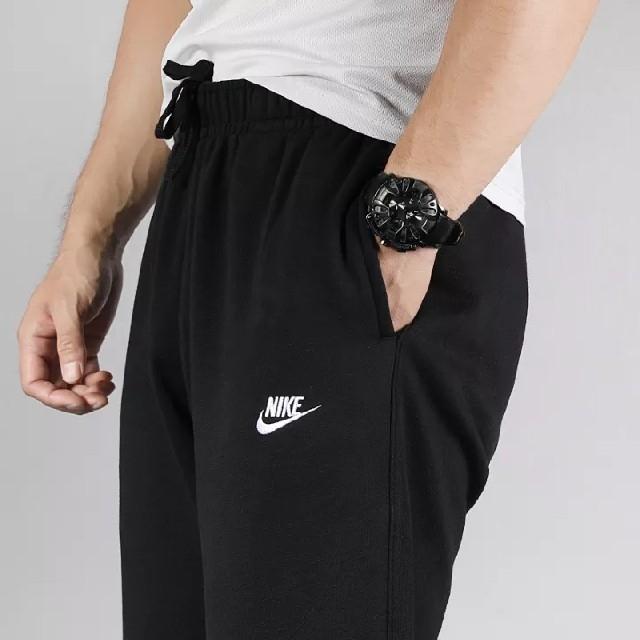 NIKE(ナイキ)のナイキ スウェットパンツ フレンチテリー ジョガーパンツ ブラック サイズM メンズのパンツ(その他)の商品写真