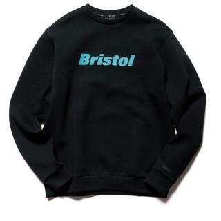 F.C.R.B. - ブリストル スウェット 黒 M  送料無料 F.C.Real Bristol