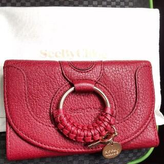 SEE BY CHLOE -  超美品 シーバイクロエ折り財布