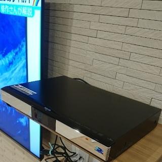 SHARP - 500GB ブルーレイレコーダー SHARP AQUOS BD-HDW55