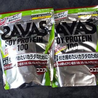 ザバス(SAVAS)のザバス ソイプロテイン 100(プロテイン)