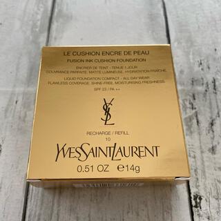Yves Saint Laurent Beaute - イヴサンローラン アンクルドポールクッションレフィル#10