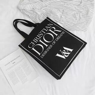 新品未使用 Christian Diorトートバッグ ブラック ノベルティー