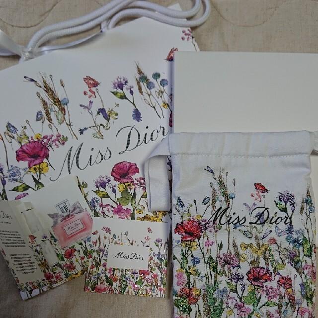 Dior(ディオール)のディオール サンプル コスメ/美容の香水(香水(女性用))の商品写真