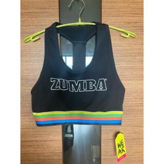 ズンバ(Zumba)のZumbaウェア ズンバタンクトップ L(ダンス/バレエ)