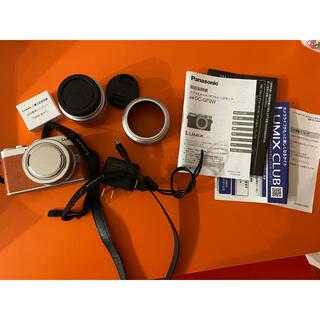 Panasonic - Panasonic ミラーレス一眼 lumix dc-gf9w デジカメ