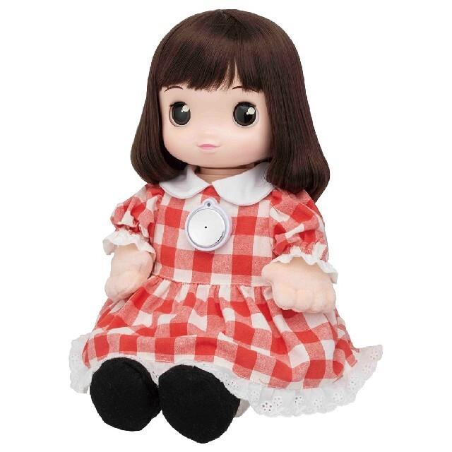 Takara Tomy(タカラトミー)のうちのあまえんぼ あみちゃん かわいい家族シリーズ タカラトミー エンタメ/ホビーのおもちゃ/ぬいぐるみ(その他)の商品写真