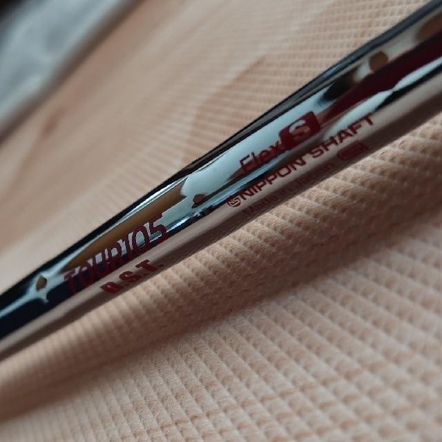 SRIXON ZX5 アイアン 5-P セット スポーツ/アウトドアのゴルフ(クラブ)の商品写真