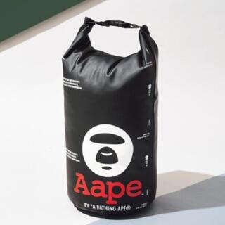 アベイシングエイプ(A BATHING APE)のsmart 付録 Aape BY A BATHING APE 防水収納バッグ(トートバッグ)