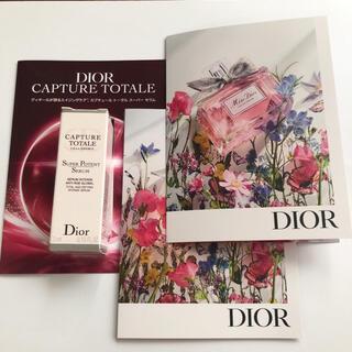 クリスチャンディオール(Christian Dior)のDIOR/カプチュール トータル セル ENGY スーパー セラム3ml(美容液)