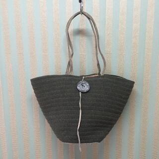 イアパピヨネ(ear PAPILLONNER)のイタリア製 MAJO マヨ バッグ USED(ハンドバッグ)
