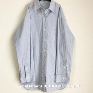 L'Appartement DEUXIEME CLASSE - 【L'Appartement DEUXIEME CLASSE】ロングシャツ