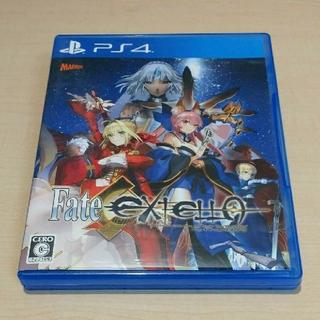 PlayStation4 - Fate/EXTELLA フェイト/エクステラ PS4