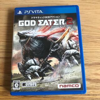 バンダイナムコエンターテインメント(BANDAI NAMCO Entertainment)のGOD EATER 2(ゴッドイーター2) Vita(携帯用ゲームソフト)