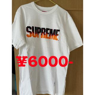 Supreme - 2019AW Supreme Flame S/S Top
