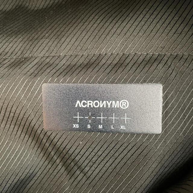 STONE ISLAND(ストーンアイランド)のACRONYM   P37-DS  アクロニウム メンズのパンツ(ワークパンツ/カーゴパンツ)の商品写真