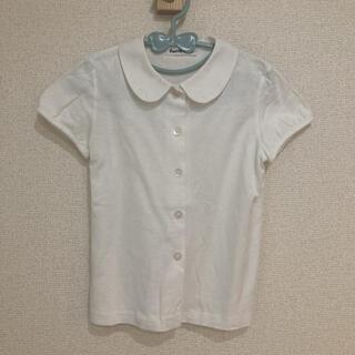 familiar - ☆限定お値下げ中 familiar ブラウス 半袖 白