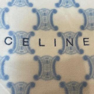 セリーヌ(celine)のセリーヌ 綿毛布 新品(毛布)