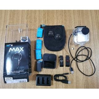 GoPro - GoPro MAX 付属品多数 バッテリー計4つ 防水ハウジング