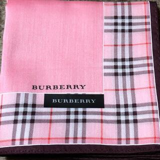 BURBERRY - Burberry バーバリー  ハンカチ スカーフ ノバチェック