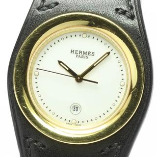 エルメス(Hermes)のエルメス アーネ  HA1.720 クォーツ メンズ 【中古】(腕時計(アナログ))