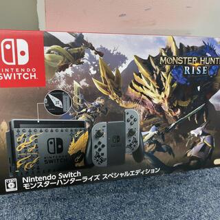 ニンテンドースイッチ(Nintendo Switch)のNintendo Switchモンスターハンターライズ スペシャルエディション (家庭用ゲーム機本体)