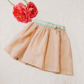 タルティーヌ エ ショコラ(Tartine et Chocolat)のタルティーヌエショコラ スカート 100(スカート)