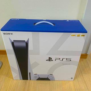 PlayStation - ps5  本体 ディスクドライブモデル PS5美品