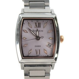 カシオ(CASIO)のCASIO 腕時計 レディース(腕時計)