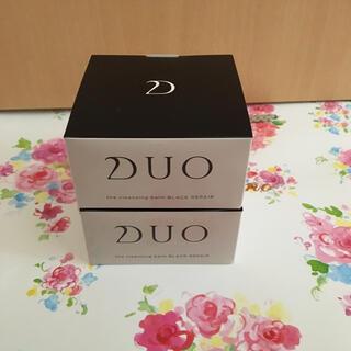 DUO クレンジングバームブラックリペア90g ×2個