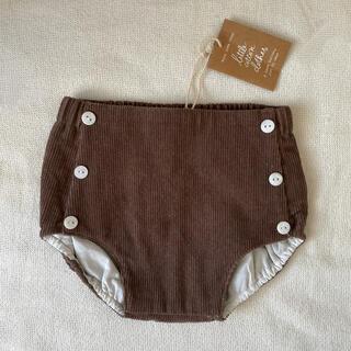 キャラメルベビー&チャイルド(Caramel baby&child )の【新品】little cotton clothes ショートパンツ12-18m(パンツ)
