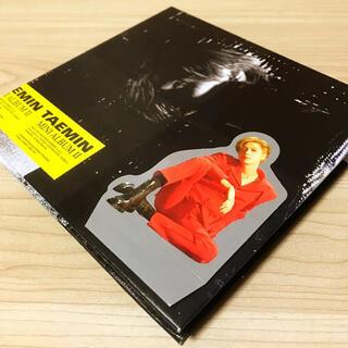 シャイニー(SHINee)のSHINee テミン:WANT[限定盤アルバム](K-POP/アジア)