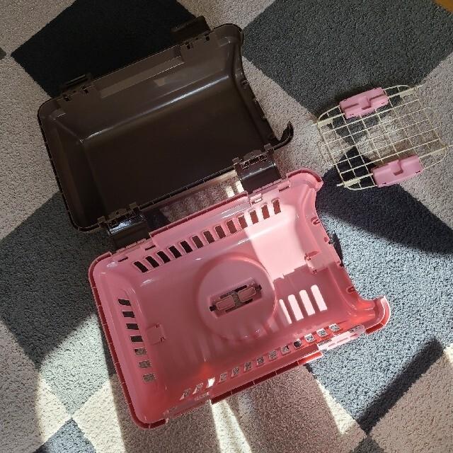 Richell(リッチェル)のRichell キャンピングキャリー 犬猫 その他のペット用品(かご/ケージ)の商品写真