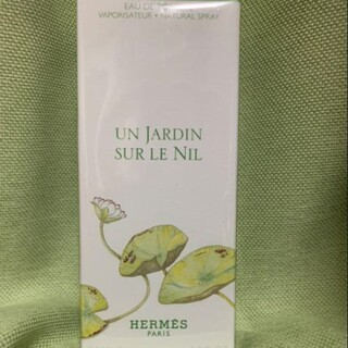 Hermes - HERMES エルメス ナイルの庭 オードトワレ 100mL