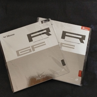 MIZUNO - [新品]Mizuno  GF-R(黒と赤、MAX)2枚セット
