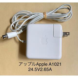 アップル(Apple)の☆送料込☆中古純正品アップルAppleアダプターA1021 (PC周辺機器)